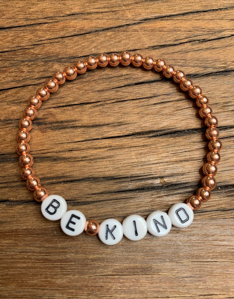 Be Kind Stackable bracelet