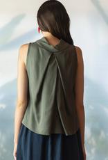 Bodybag Bodybag Pacifica Pleated Top