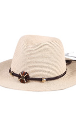 Pathz Pathz Fedora straw hat