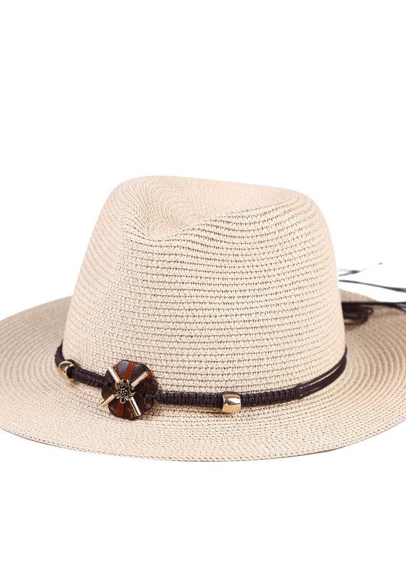 Pathz Fedora straw hat