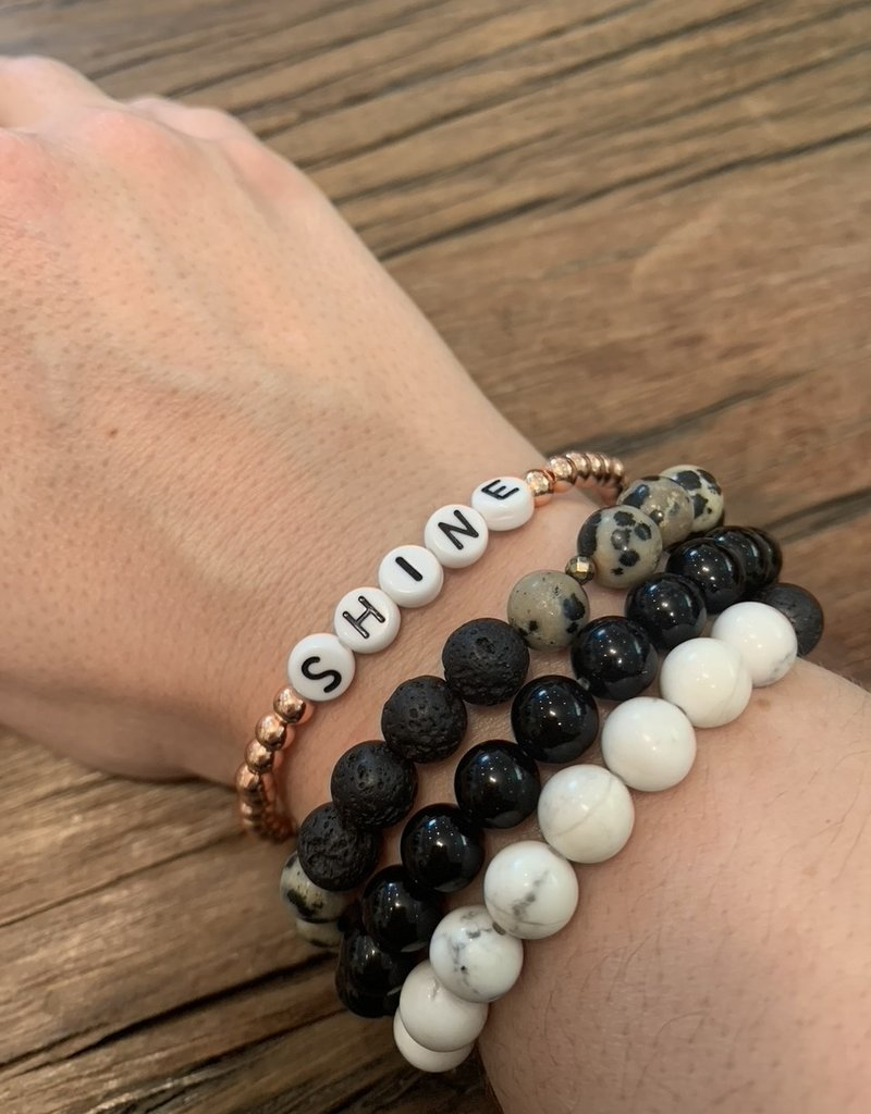 Shine Stackable bracelet