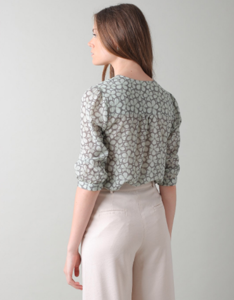 Indi & Cold Indi & Cold Floral blouse