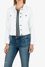 KUT Kut Kara Jacket Optic white