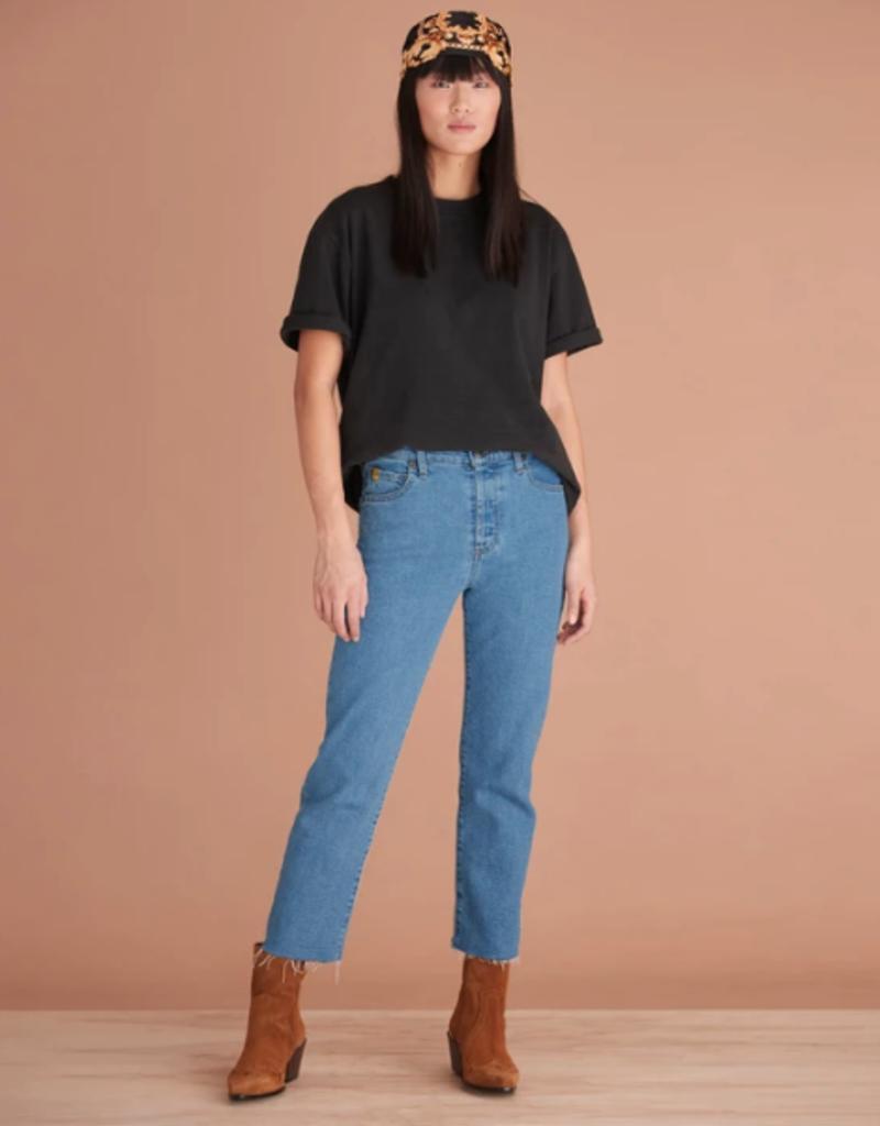 Yoga Jeans Yoga Jeans Chloe Crop Classic Slim Coco