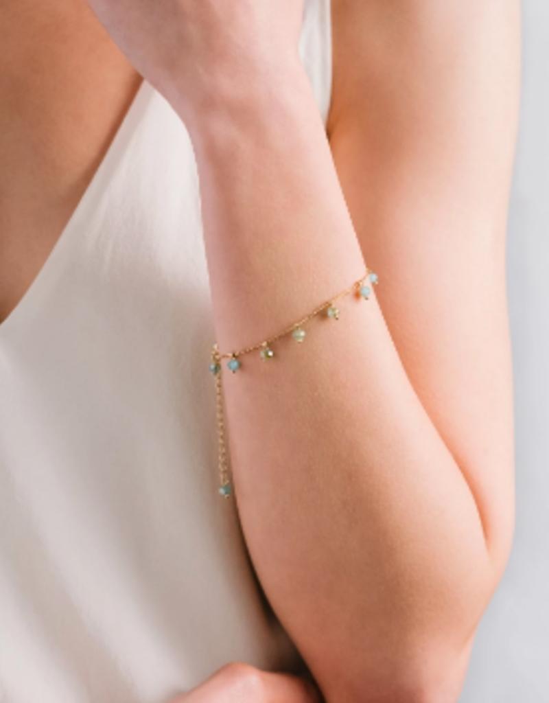 Lover's Tempo Lover's Tempo Dot Crystal Bracelet