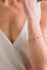 Lover's Tempo Lover's Tempo Dot Pearl Bracelet