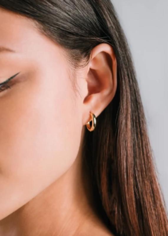 Lover's Tempo Bea Hoop Earrings