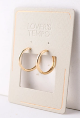 Lover's Tempo Lover's Tempo Bea Hoop Earrings II