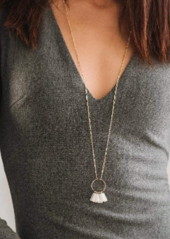 Lover's Tempo Confetti Necklace