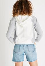 Etica Etica Jenna zip hoodie