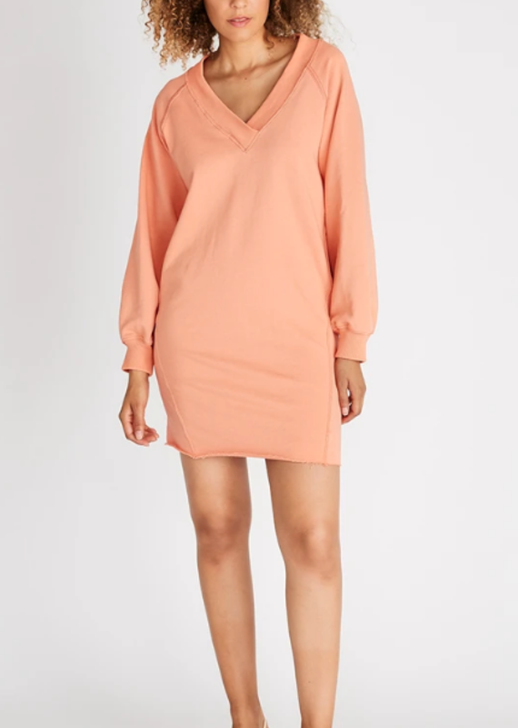 Etica Nicky vneck dress