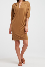 YaYa Yaya Jersey v-neck dress