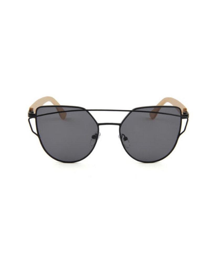 Kuma Kuma Olive sunglasses