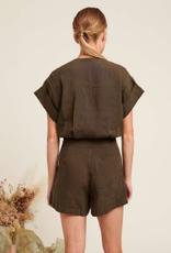 Naif Naif Apollo shorts jumpsuit