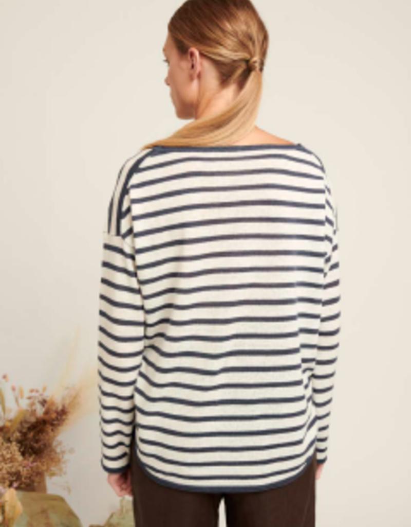 Naif Naif Freddie stripe sweater