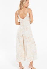 Z Supply Z Supply SummerLand Floral Jumpsuit