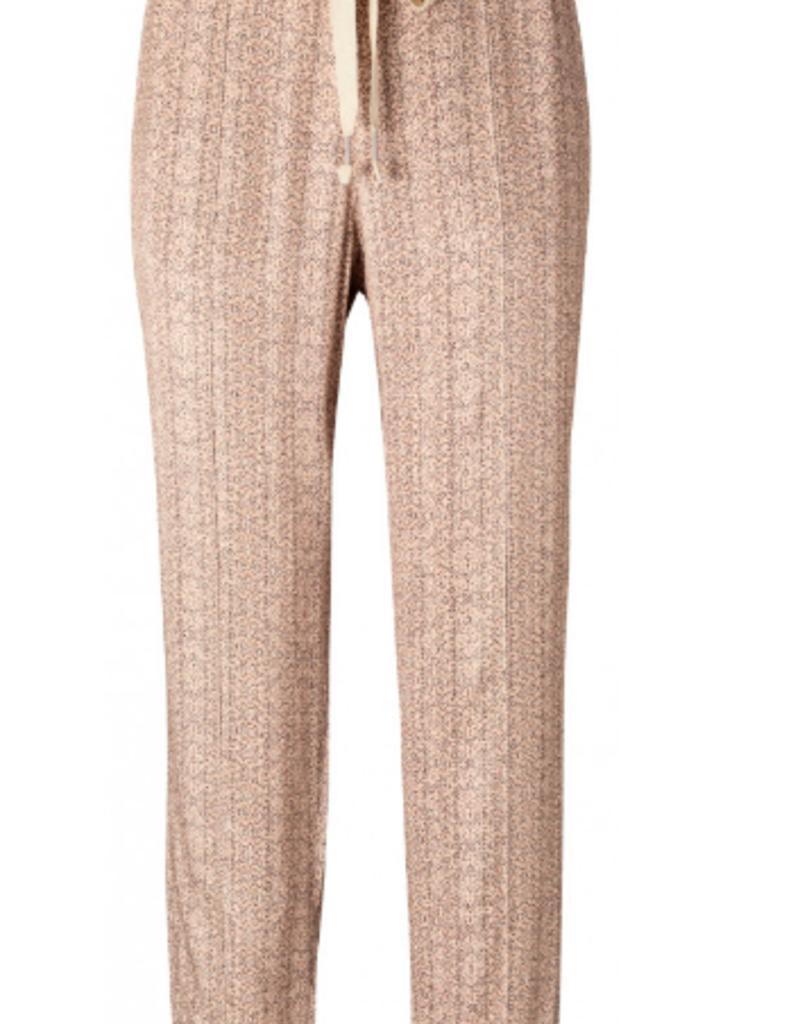 YaYa Yaya Printed woven jogger pant