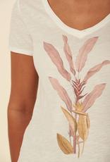 Nile Nile Leaf graphic tee