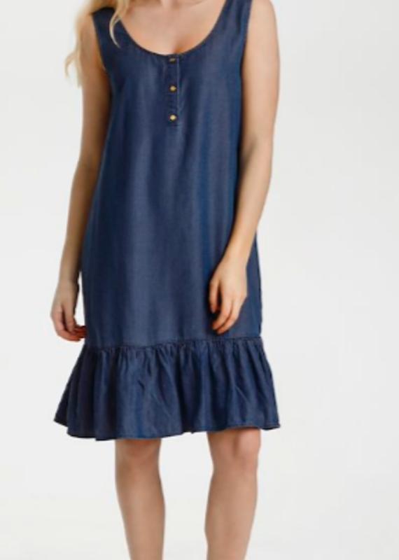 Culture Mindy Strap dress