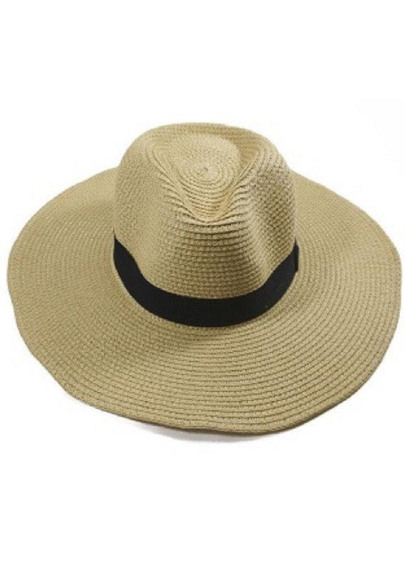 Facinie Casual Panama Toyo hat