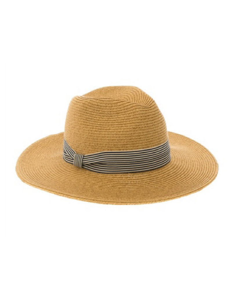 Facinie Facinie Straw Panama Hat