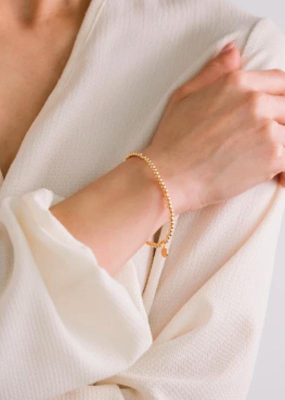 Lover's Tempo Golden Hour Stretch bracelet