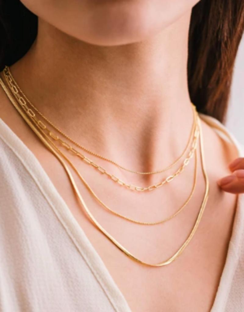 Lover's Tempo Lover's Tempo Ball Chain Necklace
