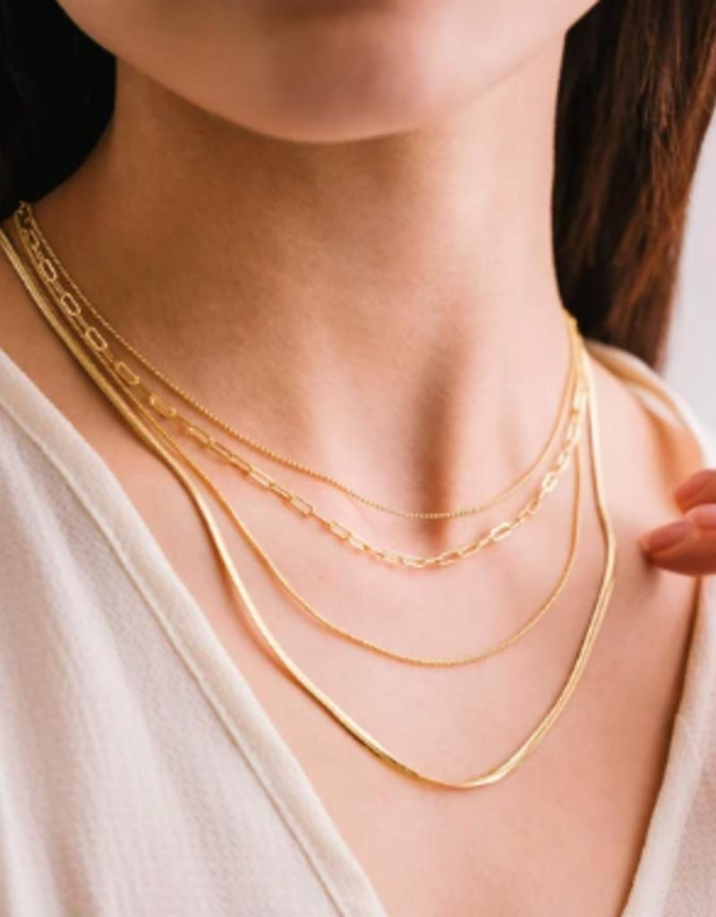 Lover's Tempo Lover's Tempo Boyfriend Chain Necklace