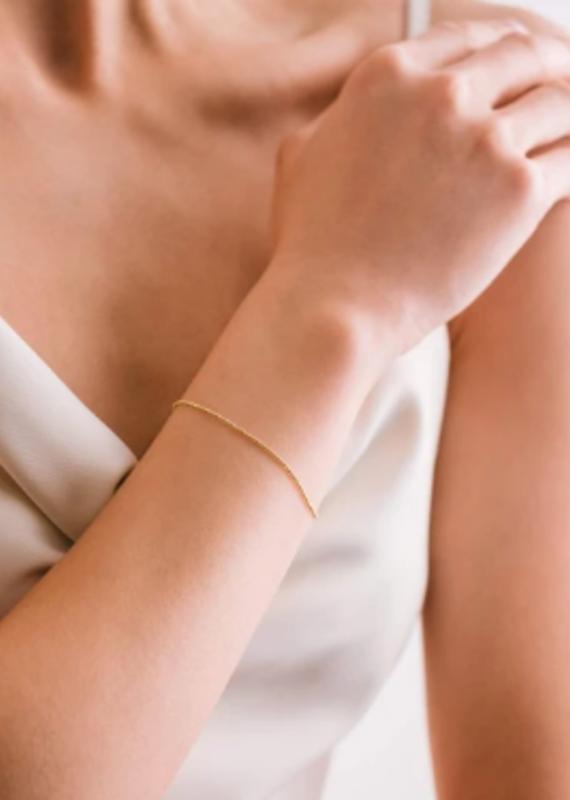 Lover's Tempo Ball Chain Bracelet