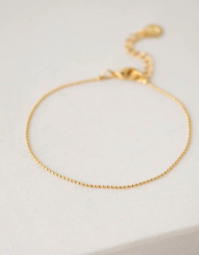 Lover's Tempo Lover's Tempo Ball Chain Bracelet