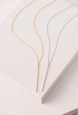 Lover's Tempo Lover's Tempo Agnes Bar Necklace
