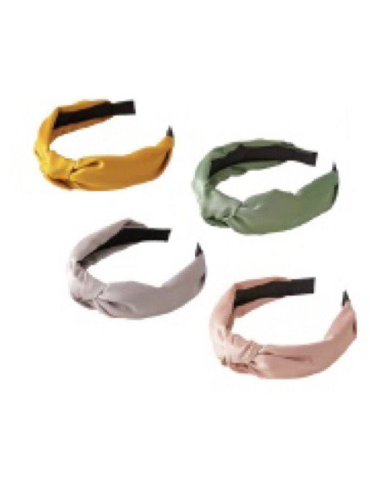 Jackie Fashion Jackie Headband with Twist Knot