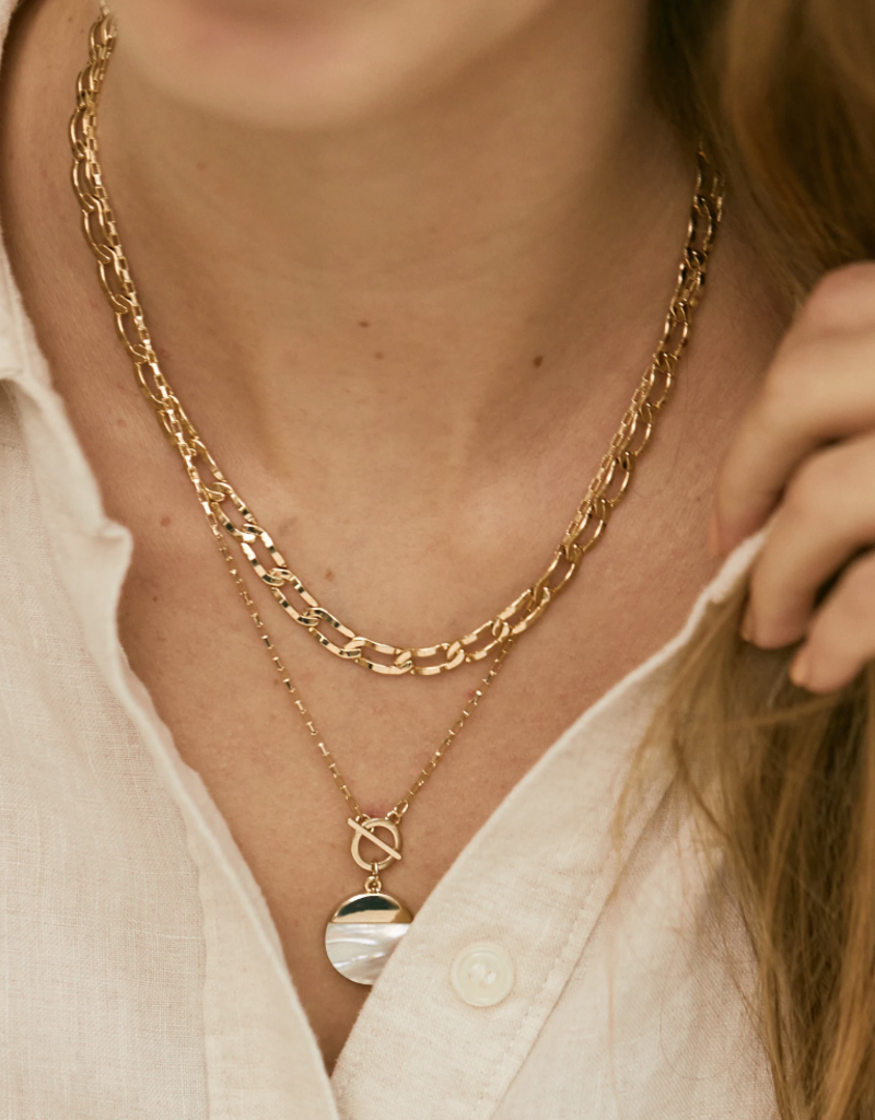 Lover's Tempo Lover's Tempo Chain Reaction Necklace
