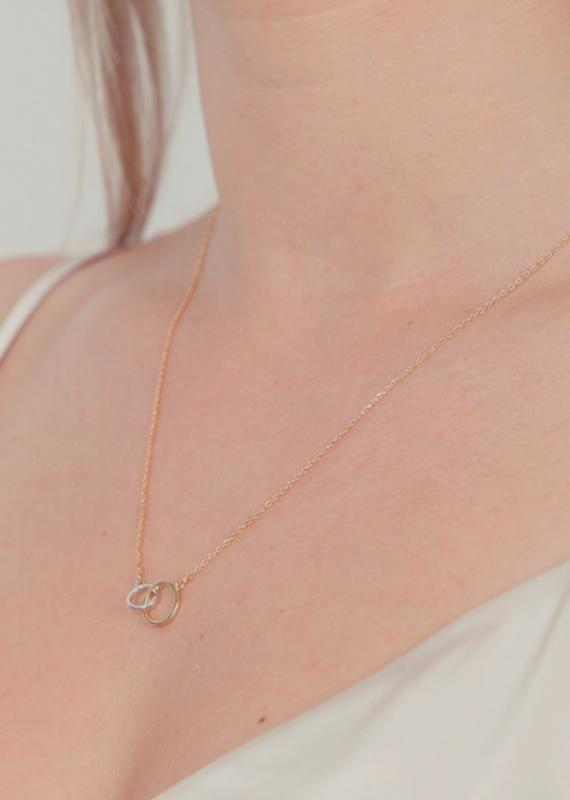 Prysm Ruby Necklace