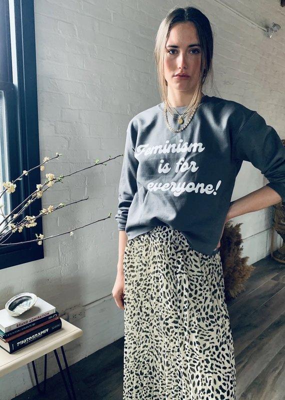 Halina Shearman Feminism Sweatshirt