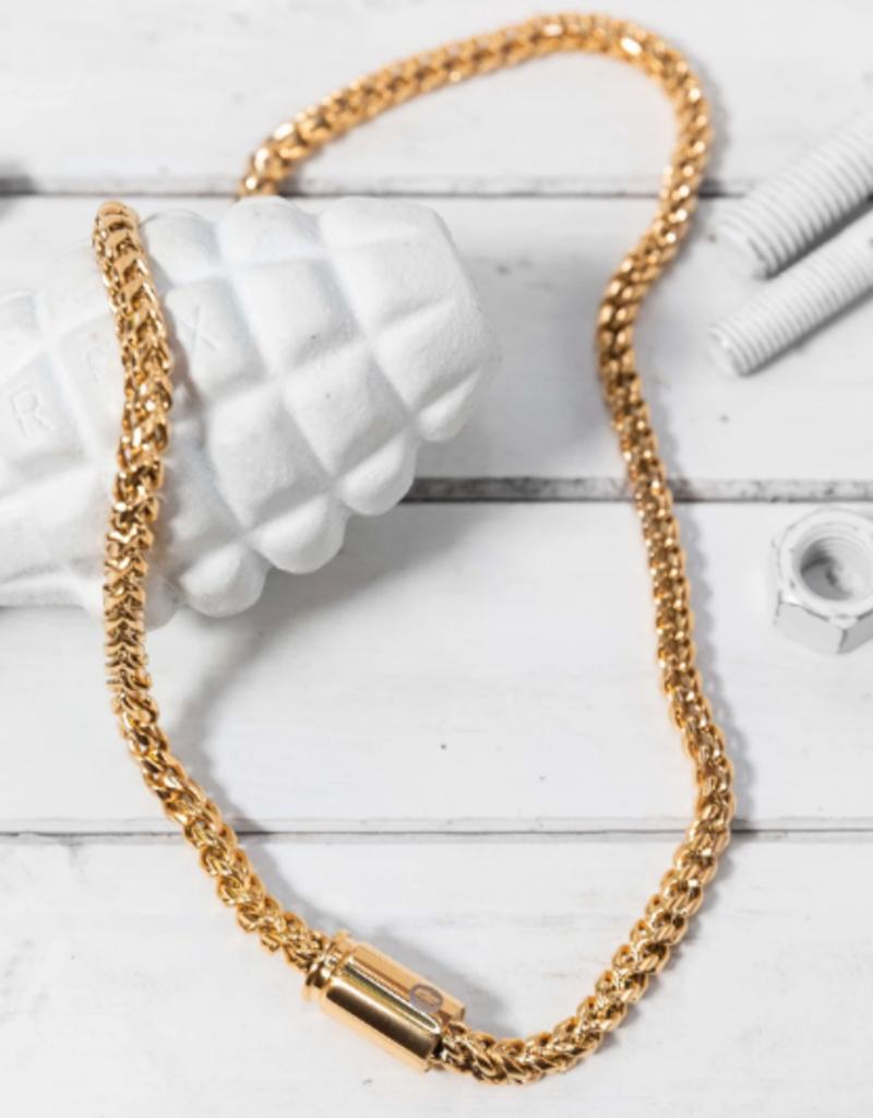 Brass & Unity Brass & Unity Quattro Necklace