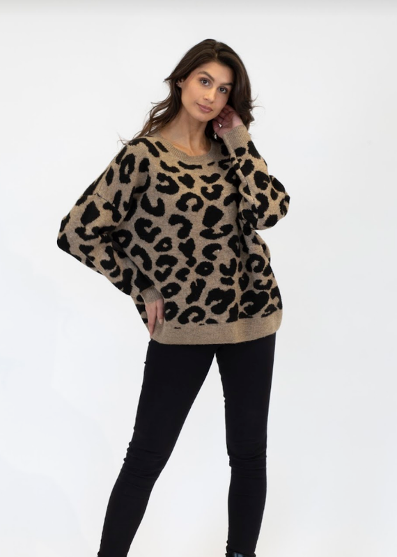 Lyla & Luxe Angus sweater