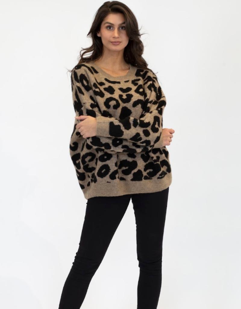 Lyla & Luxe Lyla Angus sweater