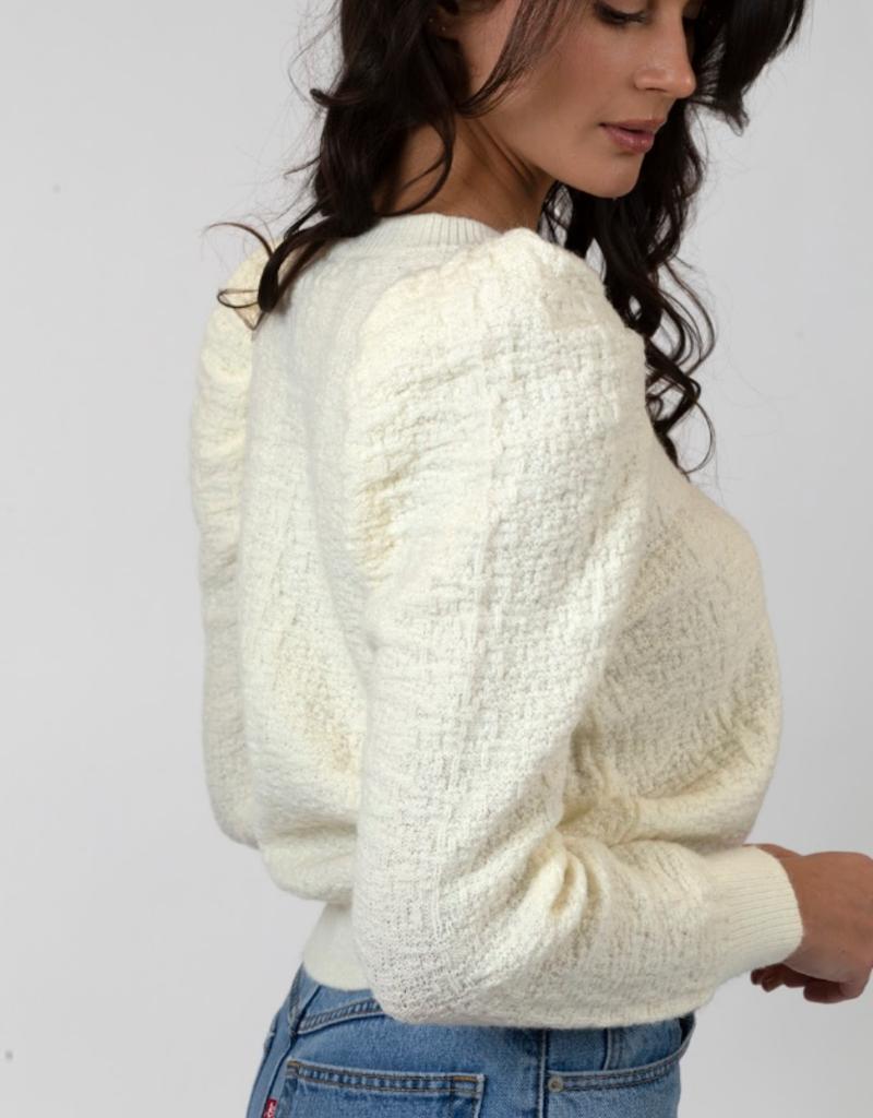 Lyla & Luxe Lyla Scotty sweater