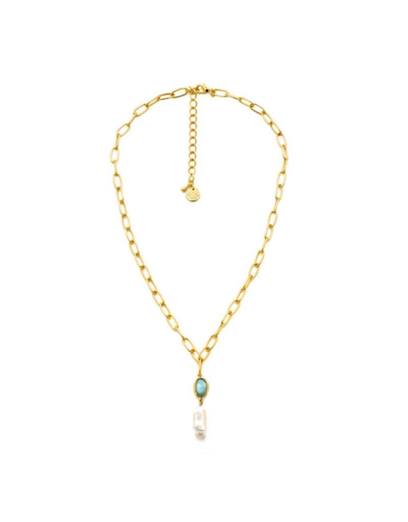 Luv & Bart Luv & Bart Gillian necklace