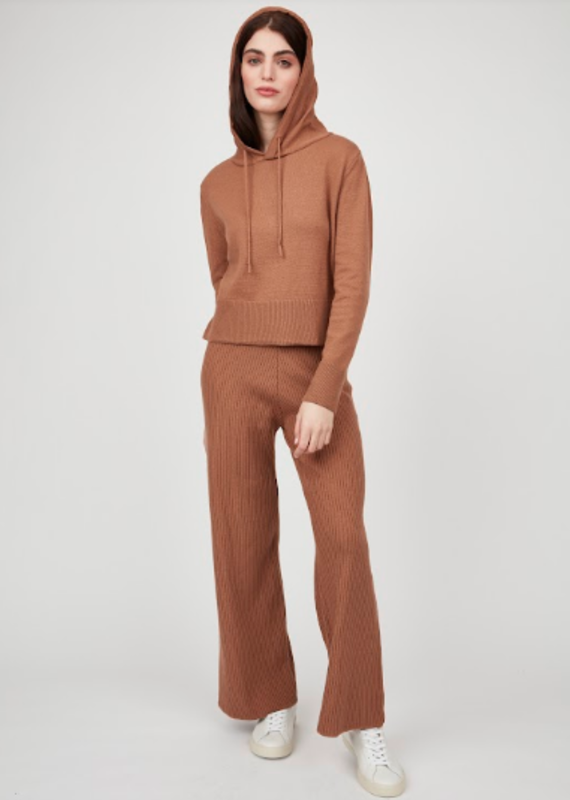 Pistache Cropped Hoodie
