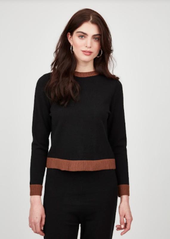 Pistache Two Tone sweater