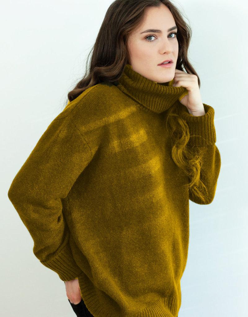 Echo Verde Echo Verde Chunky Dog  Walker sweater