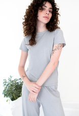 Paper Label Paper Label Miller Fitted tee