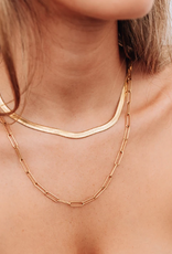 WellDunn WellDunn Cobra necklace