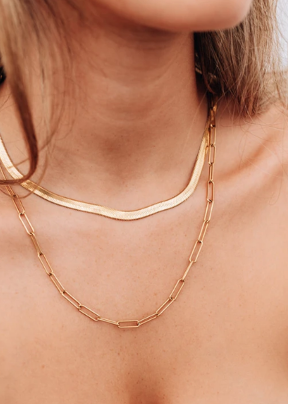 WellDunn Cobra necklace