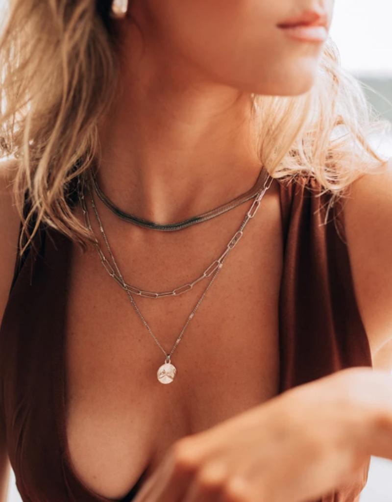WellDunn WellDunn Swear necklace
