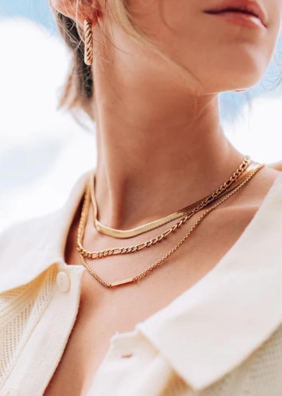 WellDunn Figaro necklace
