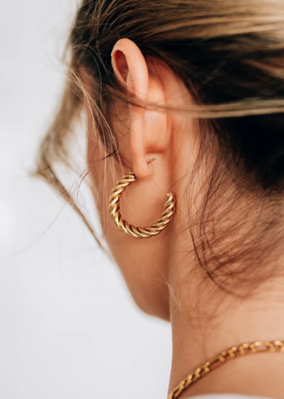 WellDunn Spin Earrings
