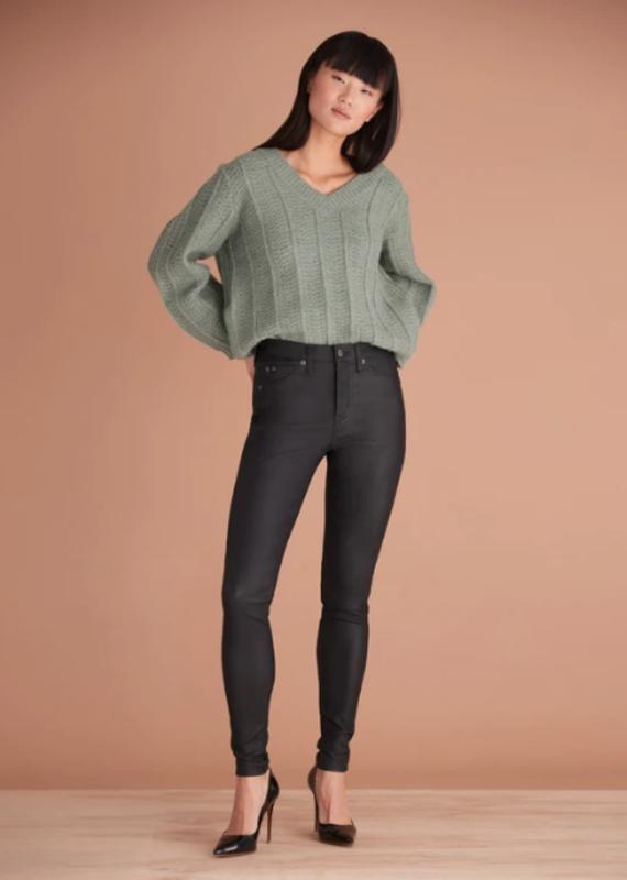 Yoga Jeans Rachel Skinny Luxe black
